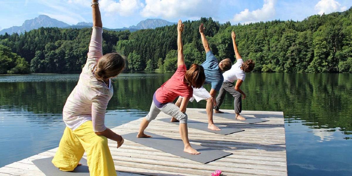 Yoga - keine Akrobatik