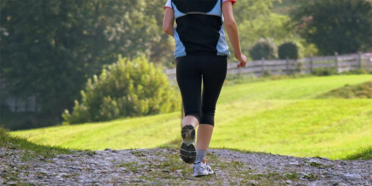 Laufen - yogisch inspiriert