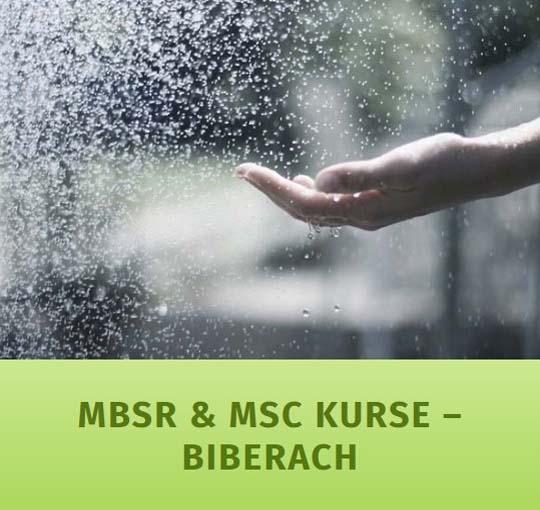 MBSR Biberach - der Blog Achtsamkeit