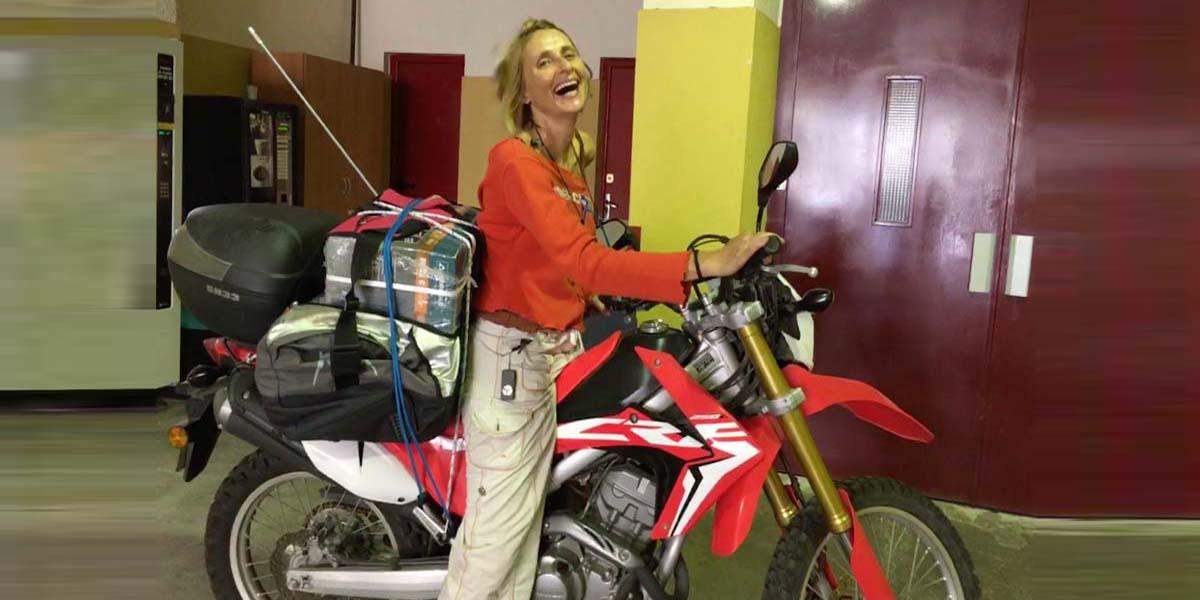 Laura Tommasi - MBike - der Blog Achtsamkeit