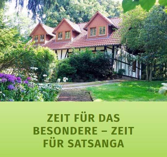 Satsanga - der Blog Achtsamkeit