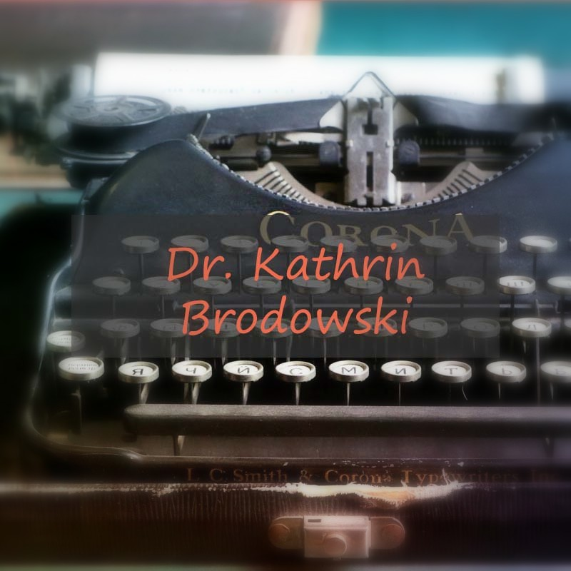 Dr. Kathrin Brodowski
