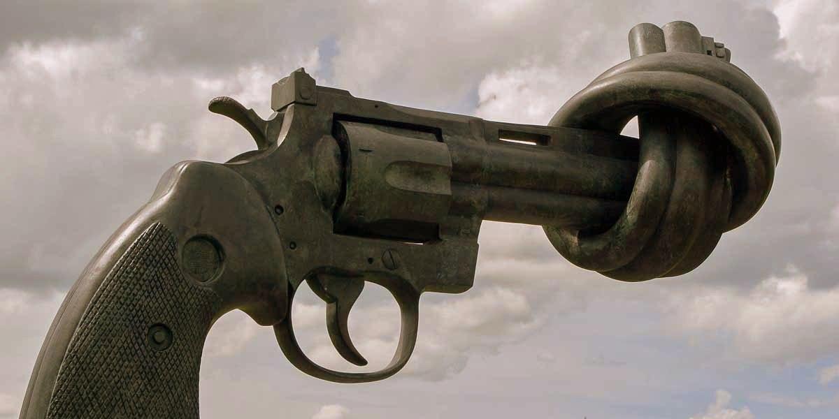 Pistole - der Blog Achtsamkeit