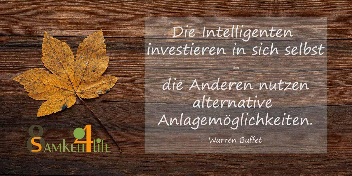 Warren Buffet - Geheimnisse