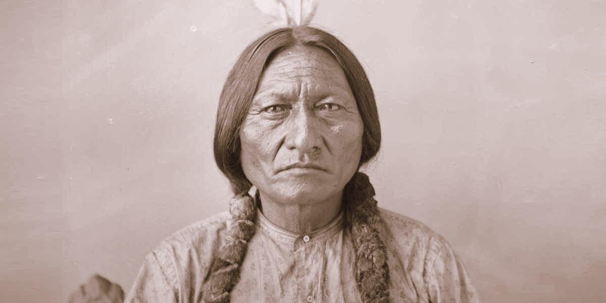 Indianer - Achtsamkeit4life