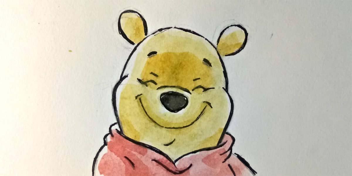 Winnie Puuh - Achtsamkeit4life