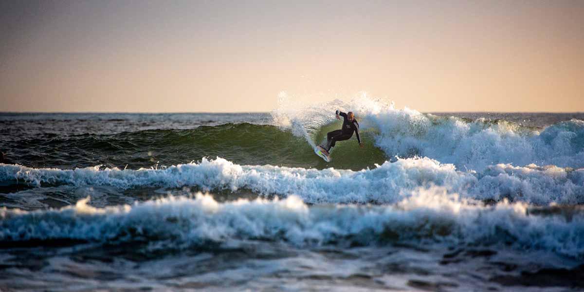 Die Wellen reiten - Achtsamkeit4life