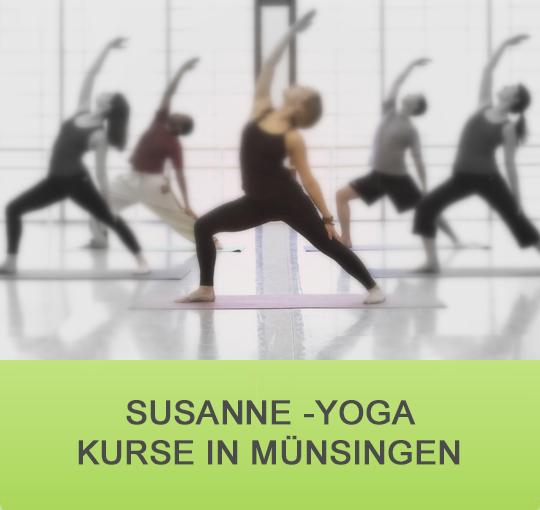 Susanne Yoga Münsingen