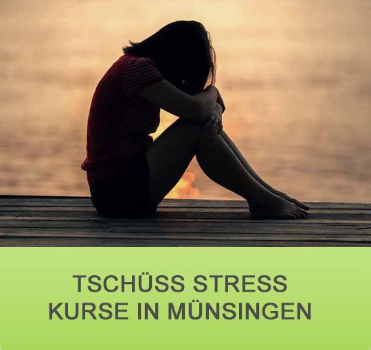 Tschüss Stress Kurse Münsingen