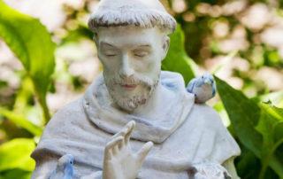 Mut - Franz von Assisi