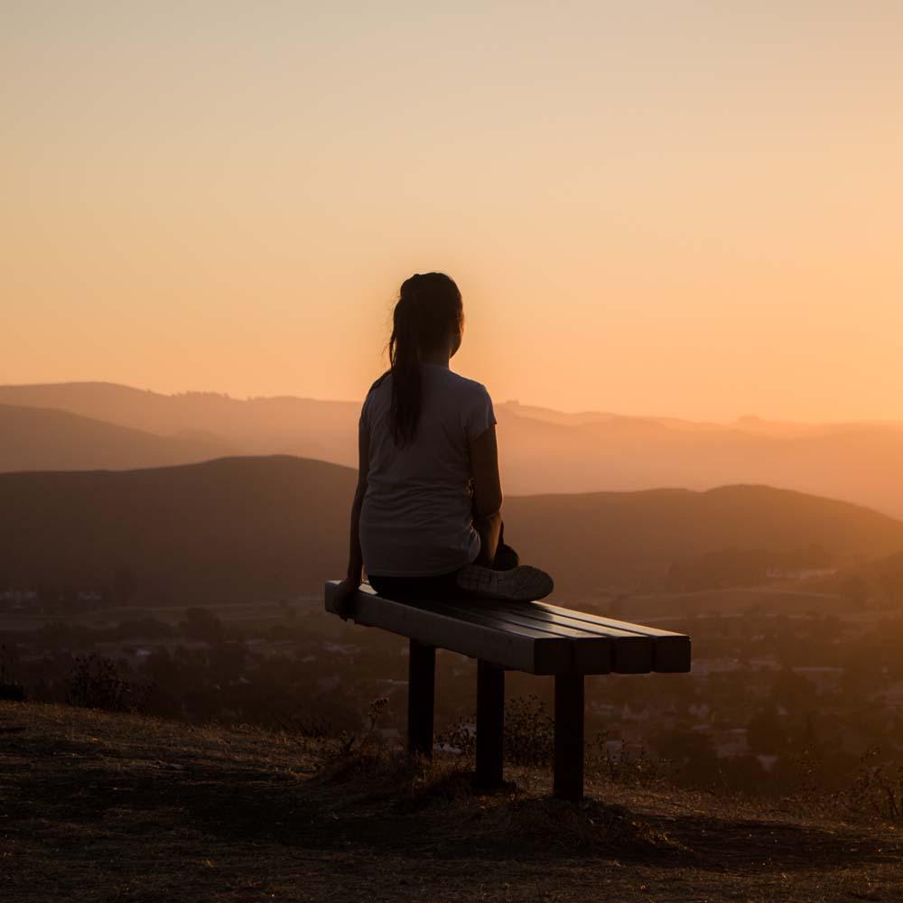 Sitzmeditation mit allen Aspekten